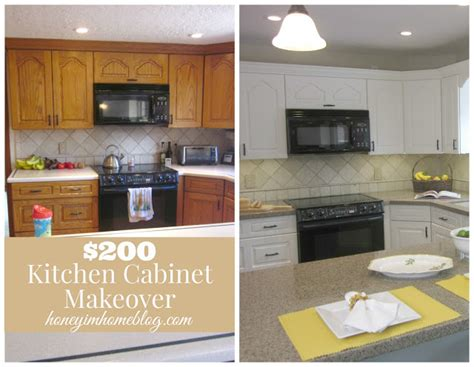 refresh oak kitchen cabinets honey i m home best of the 2015 4683