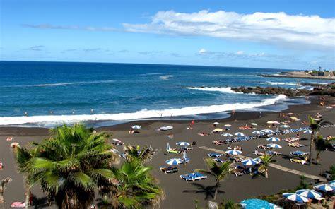 spania beach puerto de la cruz 2560x1600 wallpapers13 com