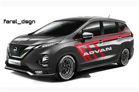Modifikasi Nissan Livina by Keren Juga Nih All New Nissan Livina Dimodif Racing Pakai