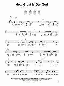 How Great Is Our God | Sheet Music Direct