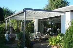 Sonnenschutz Terrassenüberdachung Innenbeschattung : berdachte terrasse 50 top ideen f r ~ Whattoseeinmadrid.com Haus und Dekorationen