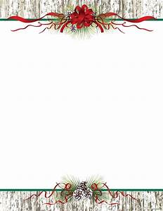 Christmas letter red snowman free christmas letterhead for Christmas letter stationery template free