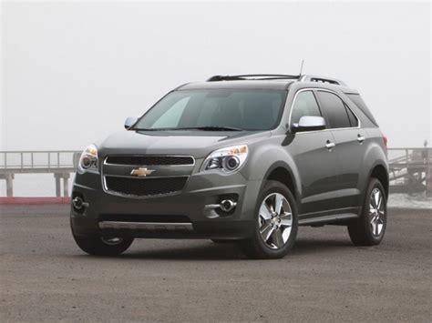 Chevrolet Equinox, Gmc Terrain Top Crash Ratings For