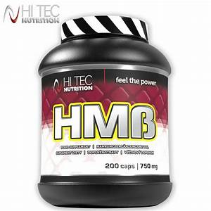 Hmb 200 Caps  Anticatabolic Anabolic Lean Mass Builder Fat Burner Muscles Growth