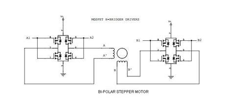 stepper motor controller  attiny