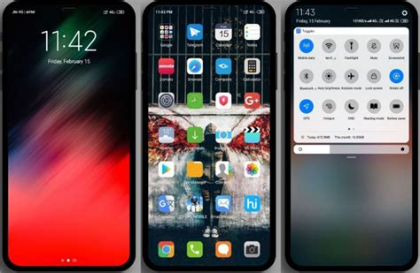 Welcome to miui themes, a unique collection of miui theme for xiaomi device users to make their device look different from others. Download Tema iPhone Untuk Xiaomi MIUI 10, Full Mirip ...