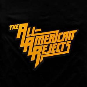 T-Shirt The All-American Rejects (All American Rejects ...