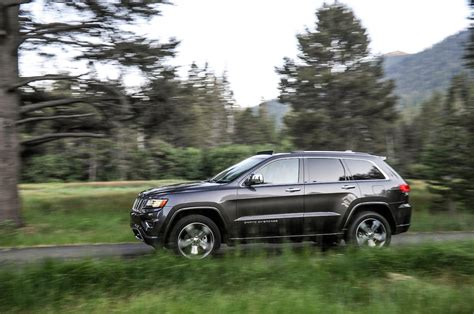 jeep grand cherokee reviews  rating motor trend