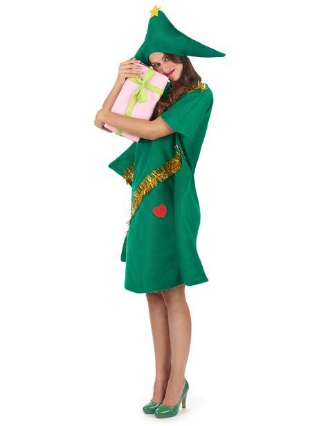 disfraz de 225 rbol de navidad para mujer