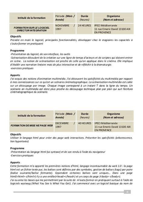 programme bac pro cuisine dossier vae soutenu en janvier 2011