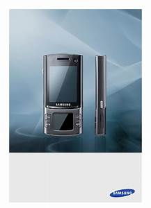 Samsung Cell Phone S7330 User Guide