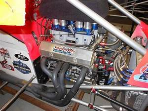Jimmy D 360 Sprint Car Engine Engler Injection Makes 680