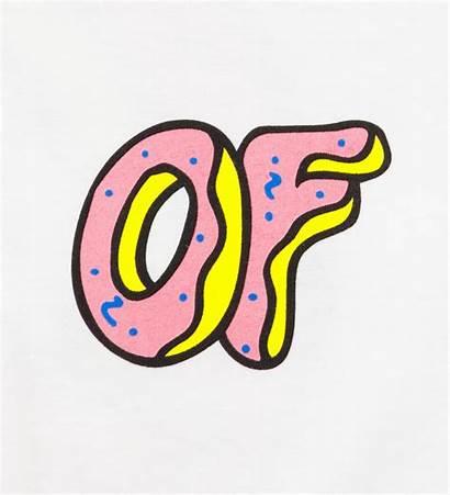 Odd Future Tyler Creator Donut Font Golf