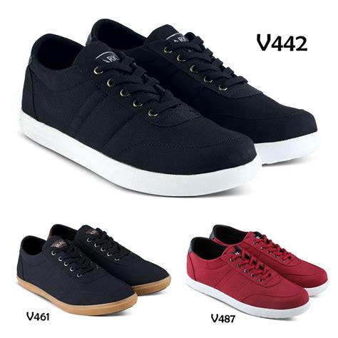 Sepatu Santai Termahal sepatu sneakers kets dan kasual pria bisa untuk jalan