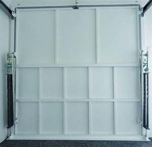 porte de garage basculante a systeme de verrouillage anti With barriere anti inondation porte de garage