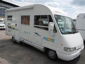 Credit Camping Car 120 Mois : camping cars pilote occasions nos annonces clc loisirs ~ Medecine-chirurgie-esthetiques.com Avis de Voitures