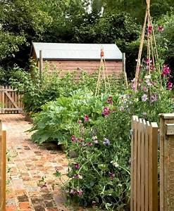 Wege Im Garten : 106 besten wege im cottage garten bilder auf pinterest ~ Lizthompson.info Haus und Dekorationen