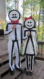 Halloween Kostüm Selber Machen : strichm nnchen kost m selber machen kost m idee zu ~ Lizthompson.info Haus und Dekorationen