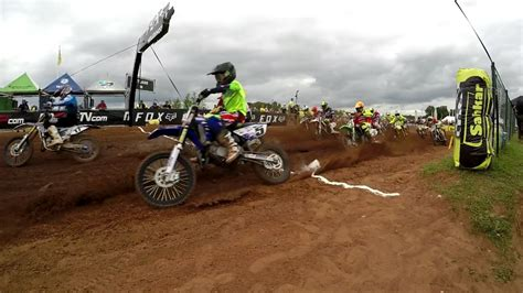 junior motocross fim junior motocross world chionship fox holeshot