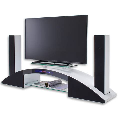 mit soundsystem dreams4home tv media element fior mit soundsystem wei 223