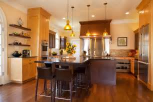 l shaped kitchen island photo page hgtv