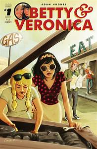 | Betty & Veronica (2016) #1 VF+ Colleen Coover Cover F ...