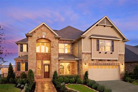 Home Design Plans Houston by Lakewood Pines Estates Lakefront A New Home Community