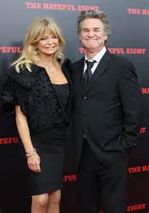 Goldie Hawn Kurt Russell 2016