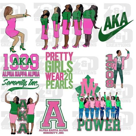 You can copy, modify, distribute and perform the work, even for commercial purposes, all without asking permission. AKA SORORITY INSPIRED SVG BUNDLE - ZDCreations