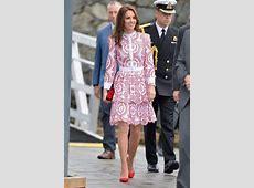 Prenses Kate Middleton'ın 15 bin liralık elbisesi