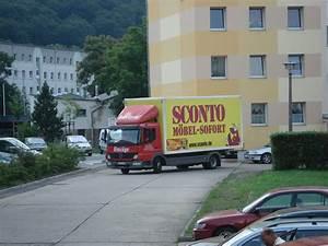 Www Sconto Möbel De : ein lkw von sconto m bel fuhr durch meinen innenhof 2010 marcos ~ Bigdaddyawards.com Haus und Dekorationen