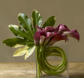 contemporary floral arrangements inspiration pepperjack interiors