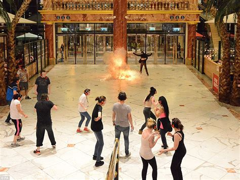 'Suicide bomber' blows himself up at Trafford Centre in ...