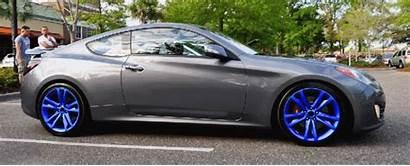 Genesis Hyundai Coupe Wheel Colors Spec Cars