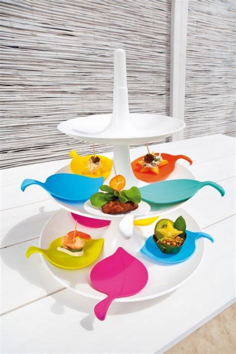Koziol Etagere 3 Laags Wit Cookinglife
