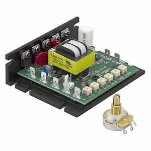 90  180 Vdc Speed Control W  Pot