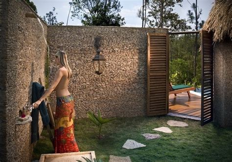different ideas of outdoor shower ideas carehomedecor