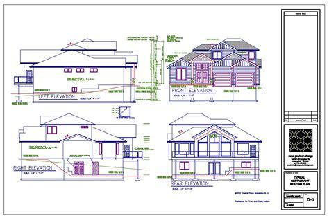 home design exles home design exles house plan 2017