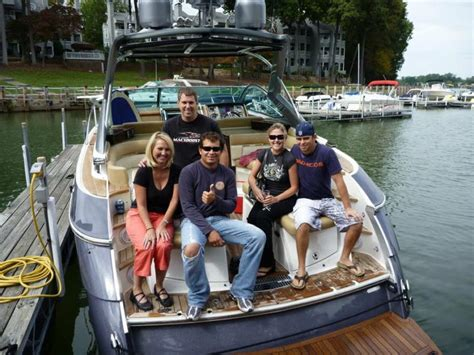 Boat Brokers Of Lake Norman by Lake Norman Is A Place For Big Boats And Boat Sales