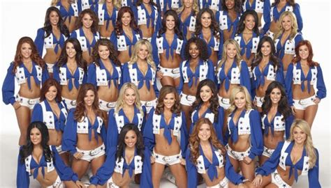 dallas cowboys cheerleaders calendar template