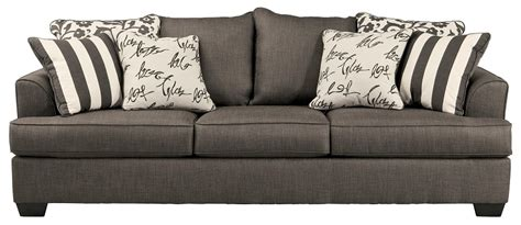 Levon Charcoal Sofa Sleeper by Levon Collection 73403 38 Furniture Sofa Charcoal