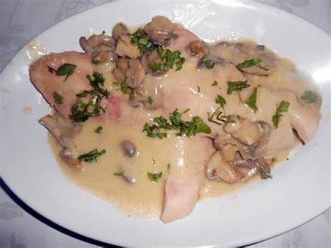 recett de cuisine accompagnement jambon sauce madere
