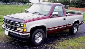 Buy Used 89 Chevy Silverado Shortbed 2wd Super Clean