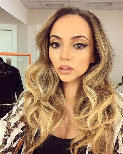 Little Mixs Jade Thirlwall Just Dyed Her Hair Gray In