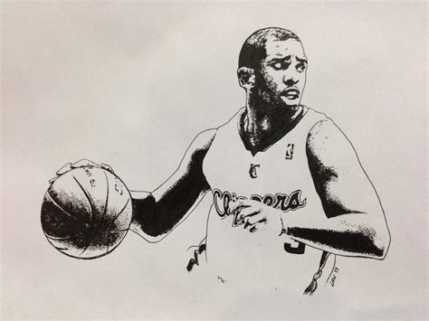 chris paul drawn pictures to pin on pinterest thepinsta