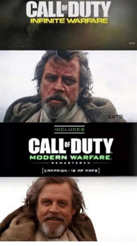 Infinite Warfare Memes - call duty infinite warfare slots includes call duty modern warfare re ma ste r e d campaign 10