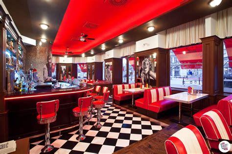 Mesa Retro Diner Americano To25w » Thecrazyfifties.es