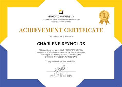 certificate template free school certificate template in microsoft word microsoft publisher adobe illustrator