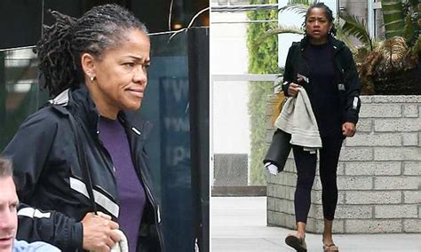 Doria Ragland heads to yoga in LA a week after royal