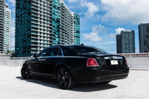Rolls Royce For Rent by Rolls Royce Ghost Rental Miami Paramount Luxury Rentals